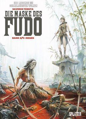 Legende der scharlachroten Wolken, Die Maske des Fudo - Regen - Saverio Tenuta  