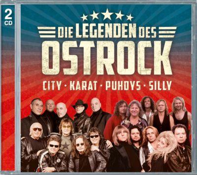Legenden Des Ost-Rock (Die Großen Vier: Puhdys-C, Various