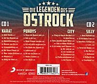 Legenden Des Ost-Rock (Die Großen Vier: Puhdys-C - Produktdetailbild 1