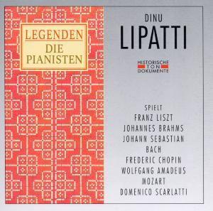 Legenden-Dinu Lipatti, Dinu Lipatti