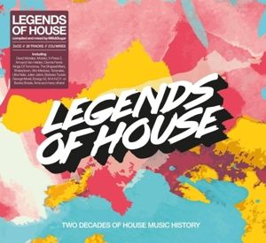 Legends Of House, Various, Milk & Sugar (Mixed by)