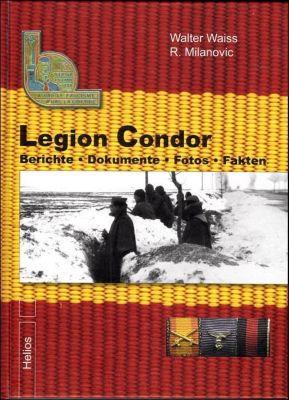 Legion Condor, Walter Waiss