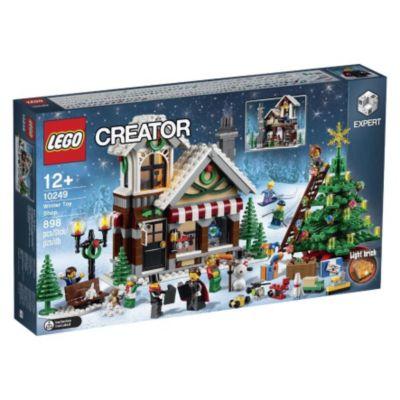LEGO 10249 - LEGO® Creator - Weihnachtlicher Spielzeugladen