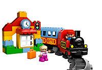 LEGO® 10507 DUPLO® - Eisenbahn Starter Set - Produktdetailbild 2