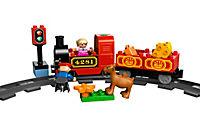 LEGO® 10507 DUPLO® - Eisenbahn Starter Set - Produktdetailbild 3