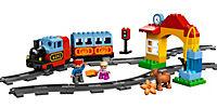 LEGO® 10507 DUPLO® - Eisenbahn Starter Set - Produktdetailbild 1