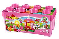 """LEGO® 10571 DUPLO® - Große Steinebox """"Mädchen"""" - Produktdetailbild 1"""
