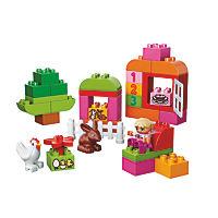 """LEGO® 10571 DUPLO® - Große Steinebox """"Mädchen"""" - Produktdetailbild 2"""