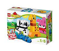 LEGO® 10573 DUPLO® - Lustige Tiere - Produktdetailbild 1
