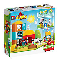LEGO® 10617 DUPLO - Mein erster Bauernhof - Produktdetailbild 1