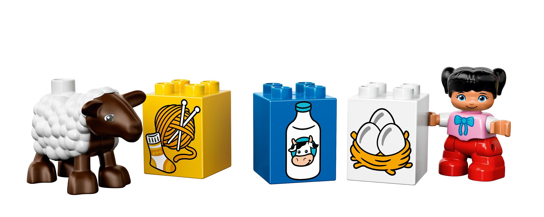 Lego 10617 Duplo Mein Erster Bauernhof Bestellen Weltbildde