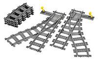 LEGO® 7895 City - Weichenpaar - Produktdetailbild 1