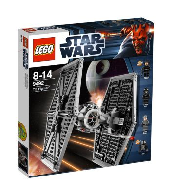 LEGO 9492 - Star Wars TIE-Fighter