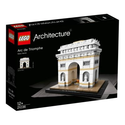LEGO® Architecture 21036 Der Triumphbogen, 386 Teile
