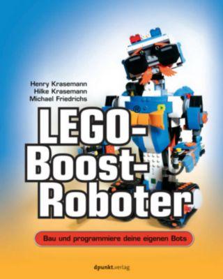 LEGO-Boost-Roboter, Henry Krasemann, Hilke Krasemann, Michael Friedrichs