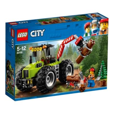 LEGO® City 60181 Forsttraktor, 174 Teile