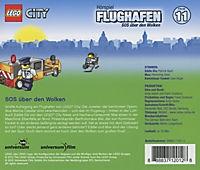 LEGO City Band 11: Flughafen - SOS über den Wolken (1 Audio-CD) - Produktdetailbild 1