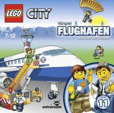 LEGO City Band 11: Flughafen - SOS über den Wolken (1 Audio-CD), Diverse Interpreten