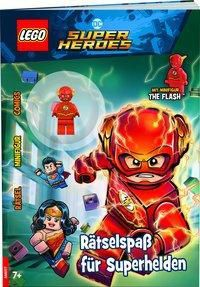 LEGO DC Comics Super Heroes - Rätselspass für Superhelden