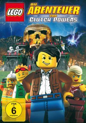 LEGO® Die Abenteuer von Clutch Powers, Diverse Interpreten