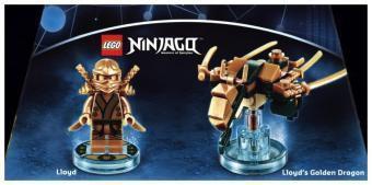 LEGO Dimensions, Fun Pack, Ninjago, Lloyd, 2 Spielfiguren