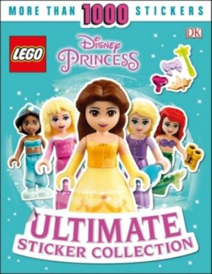 LEGO Disney Princess Ultimate Sticker Collection, Dk
