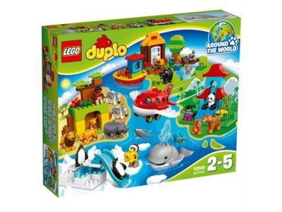 LEGO® DUPLO® 10805 - Einmal um die Welt