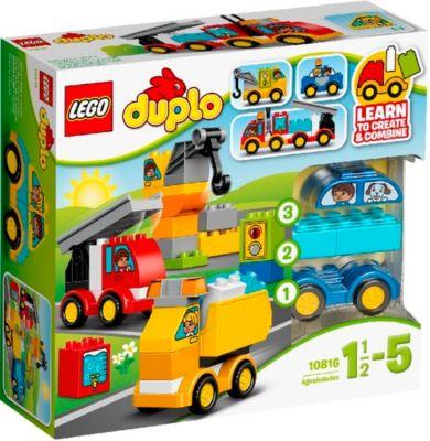 LEGO® DUPLO® 10816 - Meine ersten Fahrzeuge