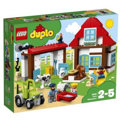 LEGO® DUPLO® 10869 Ausflug auf den Bauernhof, 104 Teile