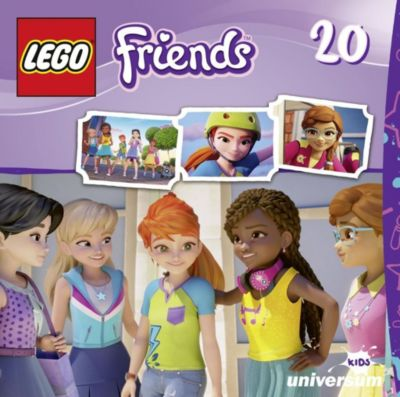 LEGO Friends, 1 Audio-CD, Lego Friends