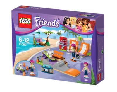 LEGO® Friends 41099-Heartlake Skatepark