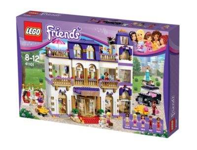 LEGO® Friends 41101-Heartlake Großes Hotel