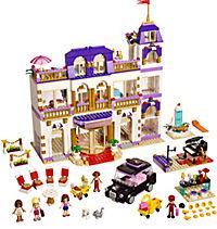 LEGO® Friends 41101-Heartlake Großes Hotel - Produktdetailbild 1