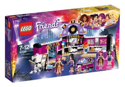 LEGO® Friends 41104 - Popstar Garderobe