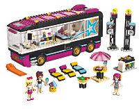 LEGO® Friends 41106 - Popstar Tourbus - Produktdetailbild 1