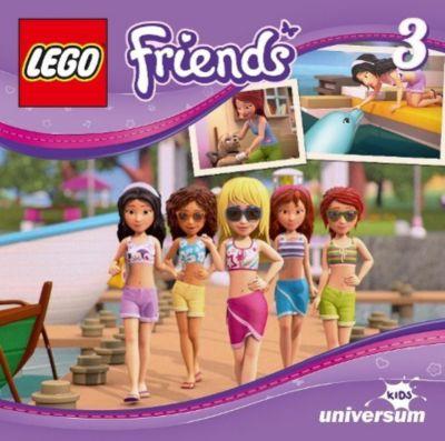LEGO Friends Band 3: Ein abenteuerlicher Ausflug (Audio-CD), Lego Friends