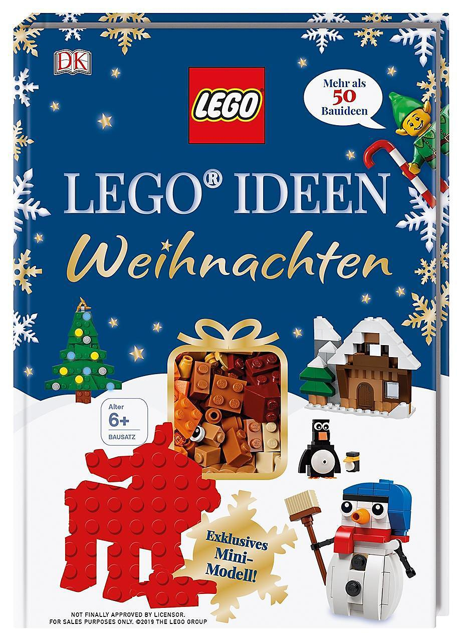 Weihnachten Ideen 2019.Lego Ideen Weihnachten Buch Versandkostenfrei Bei Weltbild At Bestellen