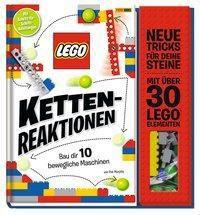 LEGO® Kettenreaktionen: Baue dir 10 bewegliche Maschinen, Pat Murphy