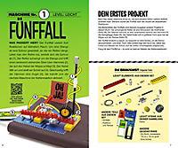 LEGO® Kettenreaktionen: Baue dir 10 bewegliche Maschinen - Produktdetailbild 1