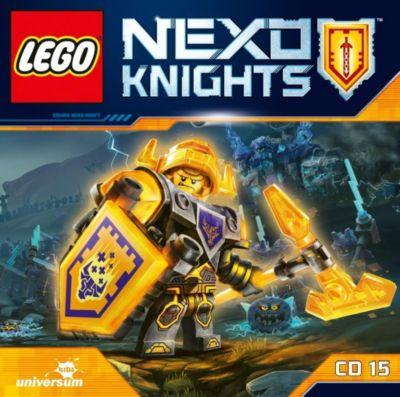 LEGO - Nexo Knights, 1 Audio-CD, LEGO Nexo Knights