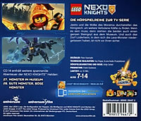 LEGO - Nexo Knights, 1 Audio-CD - Produktdetailbild 1