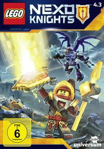 Lego Nexo Knights 4.3, Diverse Interpreten