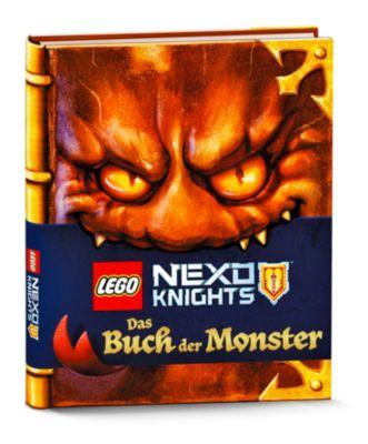 LEGO® Nexo Knights - Das Buch der Monster, John Derevlany, Mark Hoffmeier