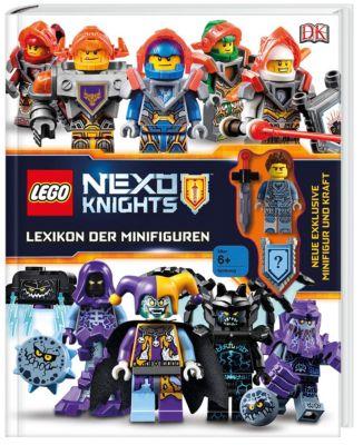 LEGO Nexo Knights Lexikon der Minifiguren, Rona Skene