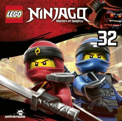 LEGO Ninjago, 1 Audio-CD, Diverse Interpreten