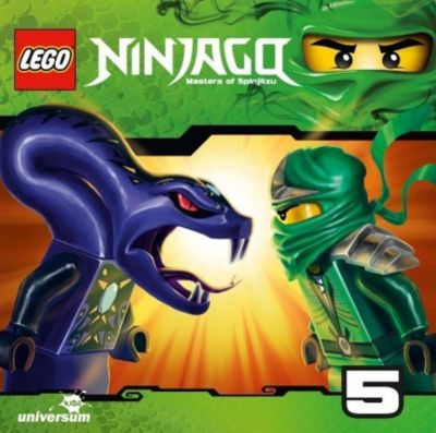 LEGO Ninjago Band 5 (1 Audio-CD)