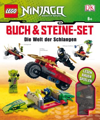 lego ninjago buch steine set buch bei bestellen. Black Bedroom Furniture Sets. Home Design Ideas