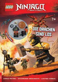 LEGO Ninjago - Die Drachen sind los, m. 1 Beilage, m. 1 Buch