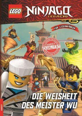 LEGO NINJAGO - Die Weisheit des Meister Wu