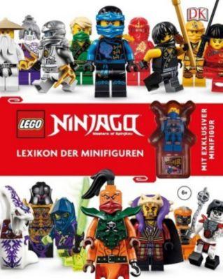 LEGO Ninjago Lexikon der Minifiguren, Claire Sipi